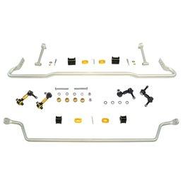 Barres Stabilisatrices et Links Kit complet 22mm WHITELINE  STI 2008-2010
