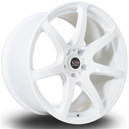 "Rota Pro R 18x9.5"" 5x100 ET38, Blanc"