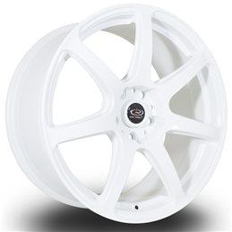 "Rota Pro R 18x8.5"" 5x100 ET44, Blanc"