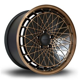 "Rota RM100 18x9.5"" 5x120 ET45, Bronze"