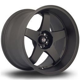 """Rota GTR-D 18x12"""" 5x114.3 ET0, Noir Mat"""