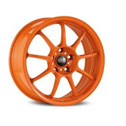 """OZ Alleggerita HLT 17x7"""" 4x100 ET37, Orange"""