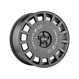"OZ Rally Racing 17x7"" 4x100 ET37, Graphite"