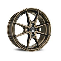 """Sparco Trofeo 4 14x6"""" 4x100 ET35, Bronze"""