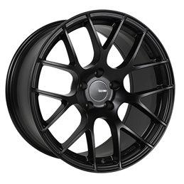 RAIJIN 18x8 40 5x114.3 72.6, Noir