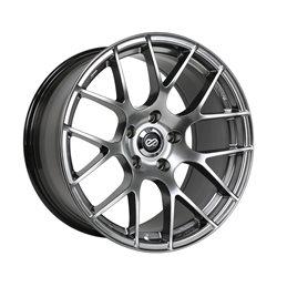 RAIJIN 18x8 45 5x100 72.6, Hyper Silver