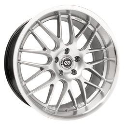 LUSSO 18x8 45 5x112 72.6, Hyper Silver