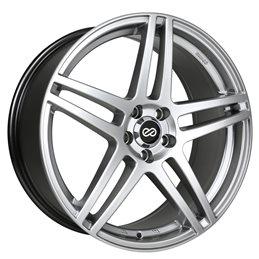 RSF5 16x7 38 4x100 72.6, Hyper Silver