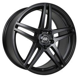 RSF5 16x7 45 5x114.3 72.6, Noir