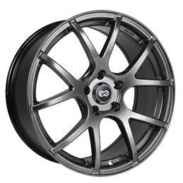 M52 16x7 45 5x100 72.6, Hyper Black