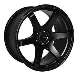 T6S 17x8 45 5x100 72.6, Noir