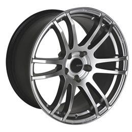 TSP6 17x9 45 5x100 72.6, Hyper Silver