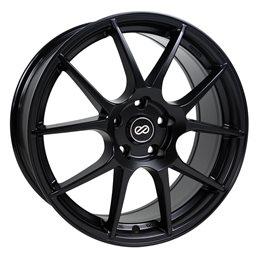 YS5 15x6.5 38 4x100 72.6, Noir