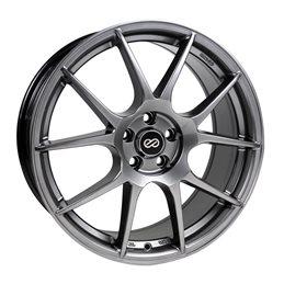 YS5 15x6.5 38 4x100 72.6, Hyper Black