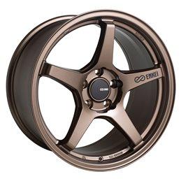 TS-5 17x9 40 5x114.3, Bronze