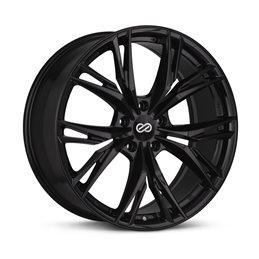 ONX 18x8 40 5x114.3 72.6, Noir Brillant
