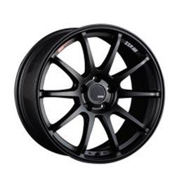 SSR GTV02 18x9.0 5x114.3 45mm Noir Mat 11+ WRX / 08+ STI