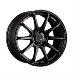 SSR GTV02 18x7.5 5x114.3 43mm Noir Mat