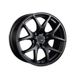 SSR GTV03 18x7.5 5x114.3 53mm Noir Mat