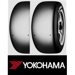 Pneus Compétition Yokohama Advan A005 190/580 R15 MEDIUM  x2 (paire)