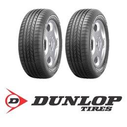 Pneus Dunlop BLURESPONSE 195/60 R16 89V x2 (paire)