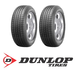 Pneus Dunlop BLURESPONSE MFS XL 225/50 R17 98V x2 (paire)