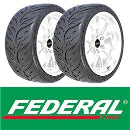Pneus Federal 595 RS-RR 235/40 R18 91W x2 (paire)