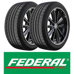 Pneus Federal COURAGIA F/X  XL 275/40 R20 106W x2 (paire)