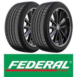 Pneus Federal COURAGIA F/X  XL 275/45 R20 110V x2 (paire)