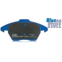Plaquettes de Frein Avant EBC BlueStuff Civic Coupe 1.6 (EJ6) Boîte Auto de 1996 à 1998 (DP5891NDX)