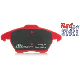Plaquettes de Frein Arrière EBC RedStuff 3000 GT 3.0 Twin Turbo/4WS (disques 297mm) de 1990 à 1992 (DP3987C)