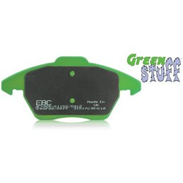 Plaquettes de Frein Arrière EBC GreenStuff Supra 3.0 Atmo (MK3) de 1986 à 1993 (DP2608/2)