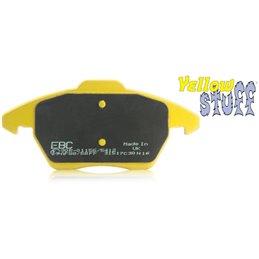 Plaquettes de Frein Avant EBC YellowStuff Supra 3.0 Atmo (MK3) de 1986 à 1993 (DP4610R)