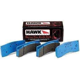 Plaquettes de Frein Arrière HAWK Motorsport Blue 9012 LANCER EVOLUTION 5/6/7/8/9/11