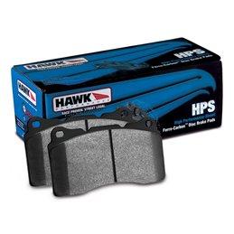 Plaquettes de Frein Arrière HAWK Street HPS 2.0R/Turbo Diesel/IMPREZA/LEGACY/FORESTER/XV/BRZ