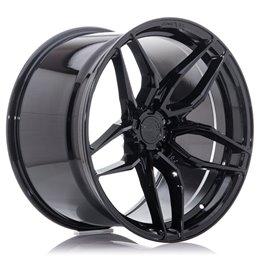 Concaver CVR3 20x10 ET45 5x112 Noir Platine
