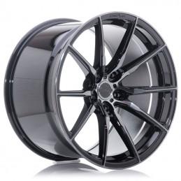 Concaver CVR4 19x8.5 ET45 5x112 Noir Double Brillant