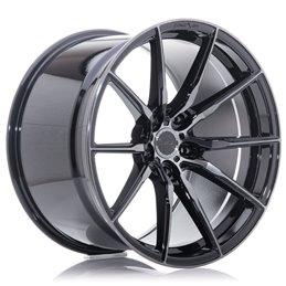 Concaver CVR4 20x10 ET45 5x120 Noir Double Brillant