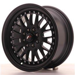 JR Wheels JR10 15x7 ET30 4x100/108 Noir Mat