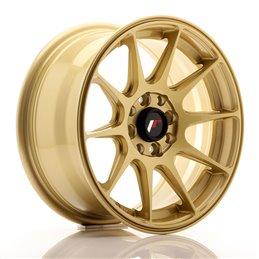 JR Wheels JR11 15x7 ET30 4x100/108 Or