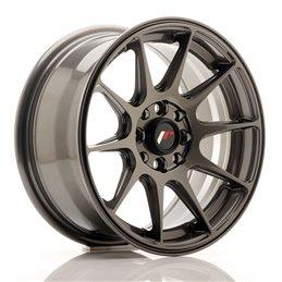 JR Wheels JR11 15x7 ET30 4x100/108 Bronze Mat