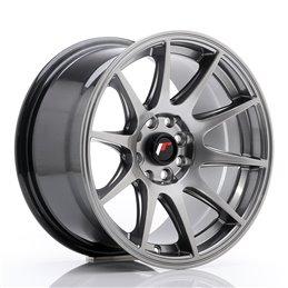 JR Wheels JR11 15x8 ET25 4x100/108 Hyper Black