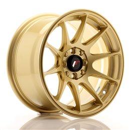 JR Wheels JR11 15x8 ET25 4x100/108 Or