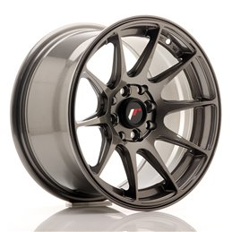 JR Wheels JR11 15x8 ET25 4x100/108 Hyper Gray