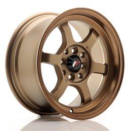 JR Wheels JR12 15x7.5 ET26 4x100/114.3 Bronze