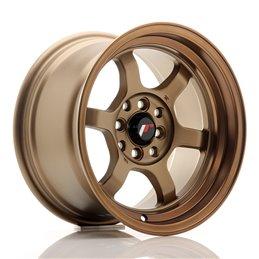 JR Wheels JR12 15x8.5 ET13 4x100/114.3 Bronze