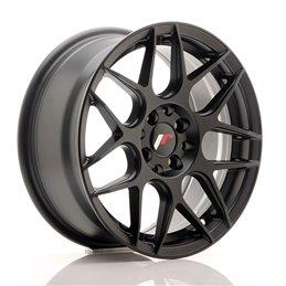 JR Wheels JR18 16x7 ET35 4x100/114.3 Noir Mat