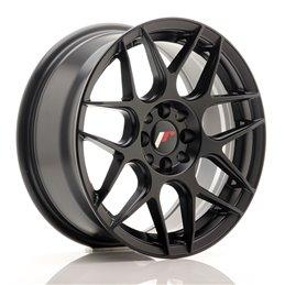 JR Wheels JR18 16x7 ET25 4x100/108 Noir Mat