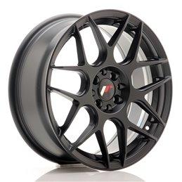 JR Wheels JR18 17x7 ET40 4x100/108 Noir Mat