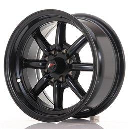 JR Wheels JR19 14x7 ET0 4x100/114.3 Noir Mat
